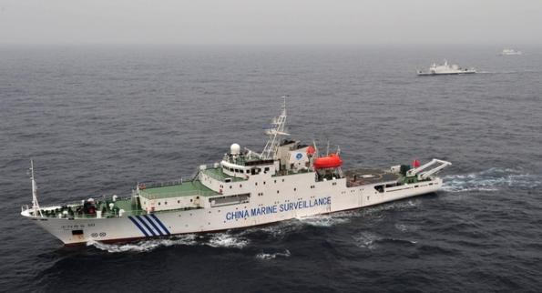 Hải giám 50 trang bị kỹ thuật tiên tiến nhất, trọng tải lớn nhất trong dự án chế tạo tàu tuần tra trên biển của hải quân Trung Quốc. Chiếc tàu có chiều dài là 98m, chiều rộng là 15,2m, độ sâu so với mực nước là 7,8m, độ giãn nước là 3.336 tấn.