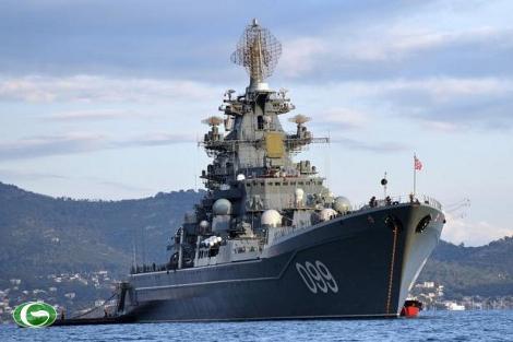 Hải quân Nga đang rất cần mở rộng sự hiện diện trên thế giới và cảng Cam Ranh của Việt Nam là một trong những vị trí chiến lược mà họ mong muốn được tiếp cận.