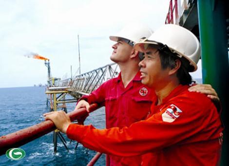 """Nga sẽ không cho phép Trung Quốc thống trị châu Á lấy đi cơ hội """"trị giá nhiều tỷ USD"""" từ các dự án hợp tác khai thác năng lượng, hoặc ngăn chặn Nga tìm kiếm ảnh hưởng ở khu vực Đông Nam Á (Ảnh minh họa)."""