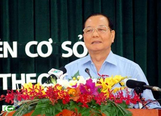 Bí thư Thành ủy TP.HCM Lê Thanh Hải: Đảng viên phải tự trang bị sức đề kháng về nhận thức và bản lĩnh chính trị