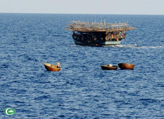 Những ngư dân Việt Nam ngàn đời đánh cá trong ngư trường của mình