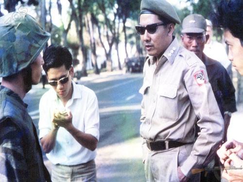 Đại tá quân đội Sài Gòn Phạm Ngọc Thảo chỉ huy cuộc đảo chính ngày 19.2.1965 lật đổ chính quyền Nguyễn Khánh - Ảnh: Chin Kah Chong