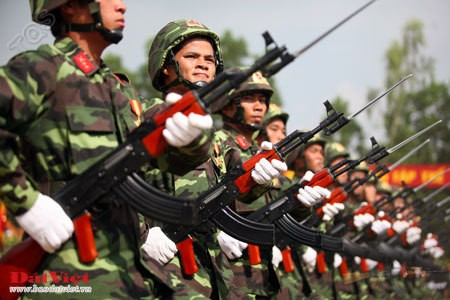 Quân đội Nhân dân Việt Nam