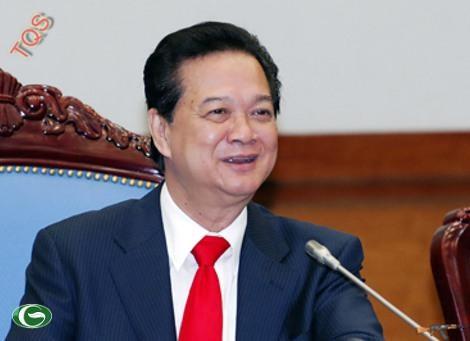 """Thủ tướng Nguyễn Tấn Dũng nêu rõ: """"Nếu không cải cách, đổi mới môi trường thu hút đầu tư thì chắc chắn sẽ tụt hậu"""""""