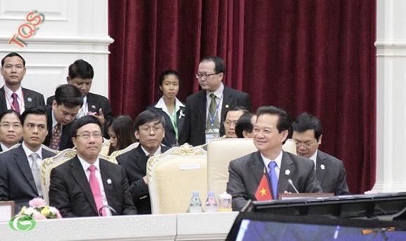Bước tiến mới trong tiến trình xây dựng Cộng đồng ASEAN