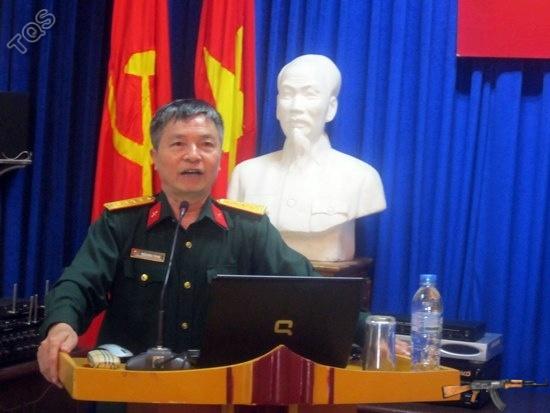 Đại tá Trần Đăng Thanh