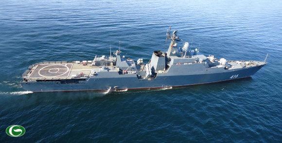 Hải quân nhân dân được lãnh đạo Đảng và Nhà nước ta luôn quan tâm đầu tư để đủ sức bảo vệ chủ quyền biển đảo của tỏ quốc
