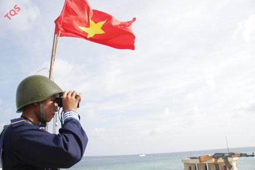 Bảo vệ chủ quyền - Thước đo lòng yêu nước của mỗi người dân Việt Nam