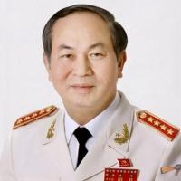 Đại tướng Trần Đại Quang gửi thư chúc mừng năm mới