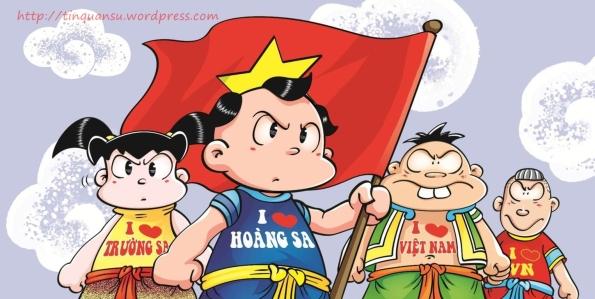 Hoàng Sa - Trường Sa là của Việt Nam