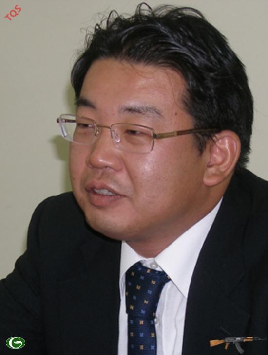 Ông Masahiro Nishida
