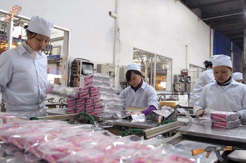 Phục hồi sản xuất kinh doanh là một trong những nhiệm vụ trọng tâm của năm 2013. Ảnh: Hoàng Hà.