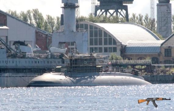 Ưu tiên đơn đặt hàng tàu ngầm của Việt Nam
