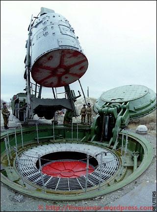 Tên lửa đạn đạo của quân đội Liên Xô/Nga bố trí trong hầm phóng Silo