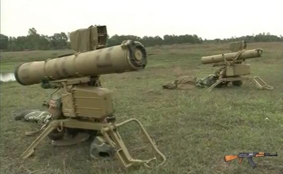 Hệ thống tên lửa chống tăng có điều khiển 9K111 Fagot