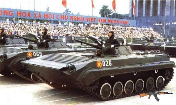 Xe chiến đấu bộ binh BMP-1