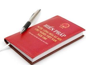 Hiến pháp Cộng hòa xã hội chủ nghĩa Việt Nam năm 1992.