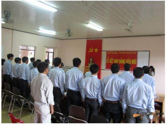 Tự hào là đảng viên Đảng Cộng sản Việt Nam