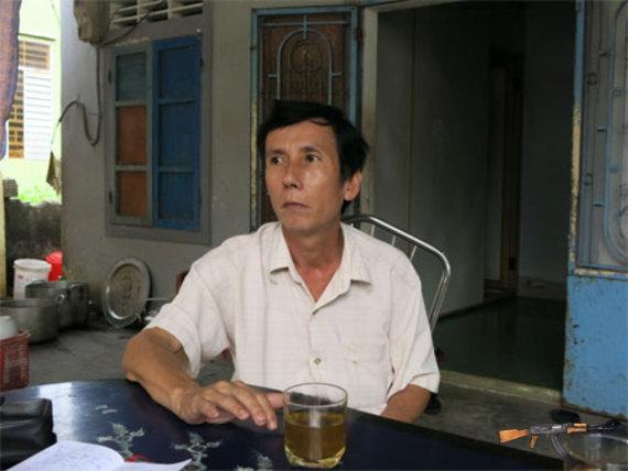 Anh Trần Thiên Phụng nhớ lại trận hải chiến sinh tử giữ đảo quê hương