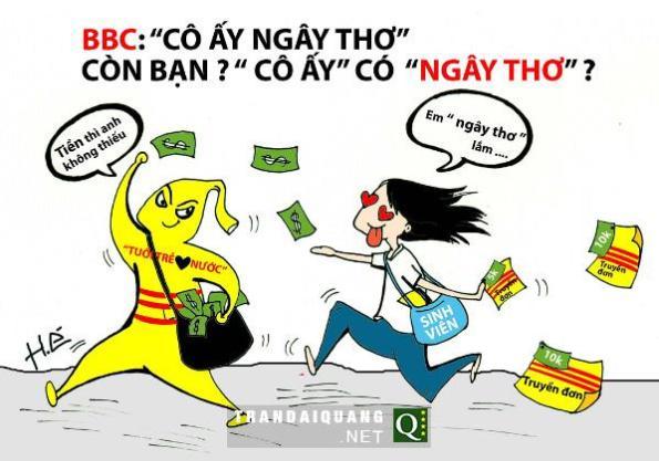 """Phương Uyên có ngây thơ? BBC có trung lập? Luật sư Hà Huy Sơn là """"thánh phán""""?"""