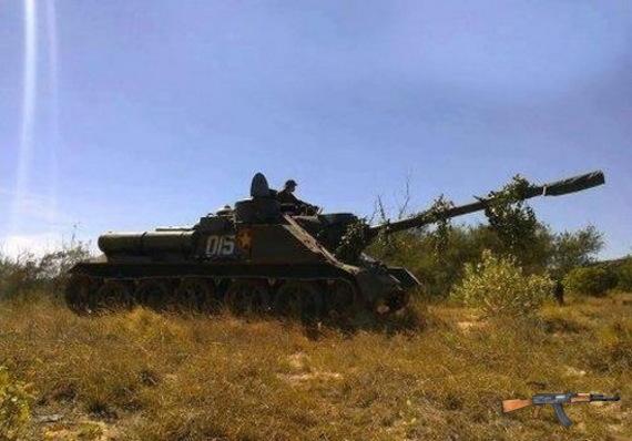 Pháo chống tăng tự hành SU-100