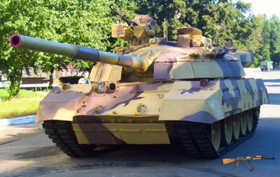 Sau nâng cấp, sức chiến đấu của T-55AGM được coi là gần tương đương với T-80.