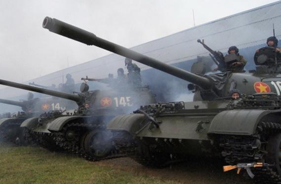 Xe tăng chủ lực T-55