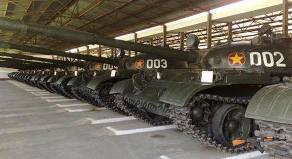 Xe tăng chủ lực T-62