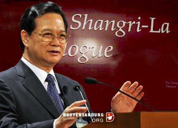 Bí ẩn đằng sau cuộc đối thoại Shangri-La của Thủ tướng?