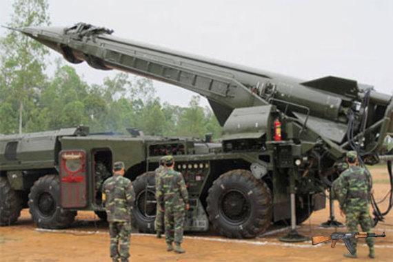 Tên lửa Scud của Việt Nam
